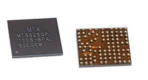 Мікросхема MT6628QP Контролер WiFi, GPS, Bluetooth