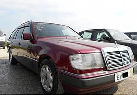 Дефлектора окон Mercedes Benz E-klasse Wagon (S124) 1984-1996