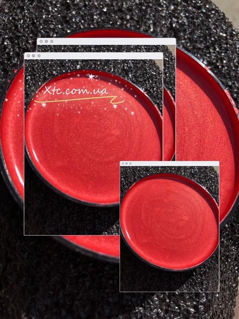 Перламутровая краска красная