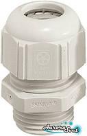 SKINTOP® ST-M, M20x1,5 пластиковый кабельный сальник IP68. Водонепроницаемый ввод. Кабельный ввод.