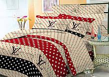 Комплект постельного белья  Луи Виттон  Звезды