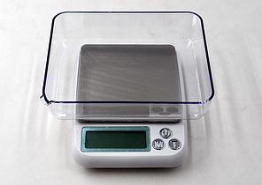 Настольные кухонные весы с чашей MH-889 и дисплеем