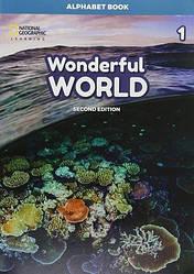 Wonderful World 2nd Edition 1 Alphabet Book