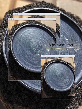 Перламутровая краска черная