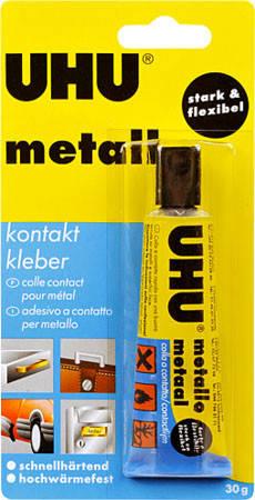 Клей для металла (фототравления) 30 мл. UHU 46670, фото 2