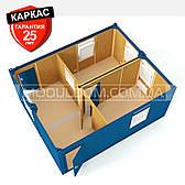 Блок-контейнер ОПЕНСПЕЙС - 2 (6 х 4.8 м.), площадь застройки 28.8 кв.м2.