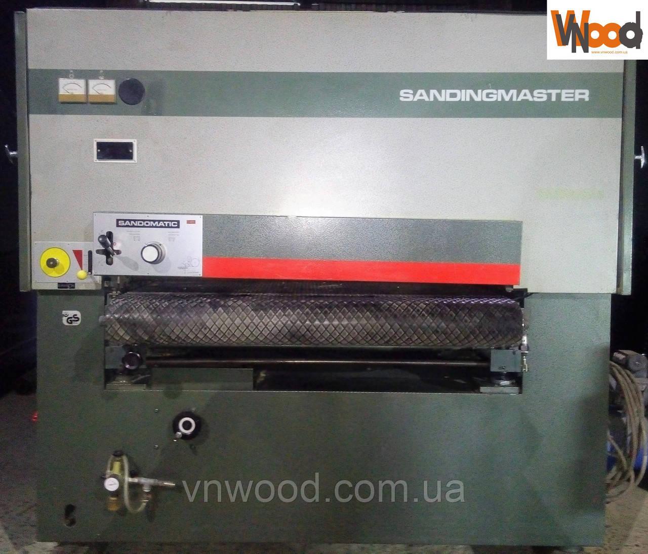Калибровально-шлифовальный станок SANDINGMASTER SCSB 2-1300