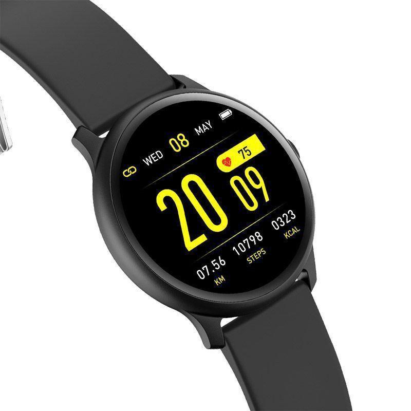 Умные смарт часы с тонометром SMART WATCH KW19