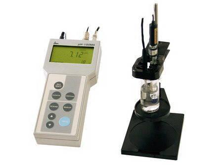 PH-150МИ pH-метр-милливольтметр (pH-150 МИ), фото 2