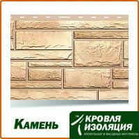 "Фасадная панель ""Камень"", цвет: Песчаник; 1,13х0,475м"