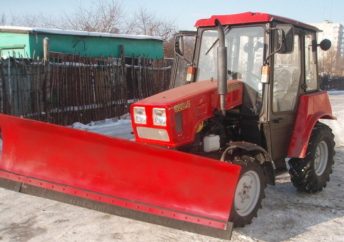 Отвал для трактора МТЗ-320