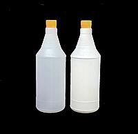 """Бутылка пластмассовая для бытовой химии, пластиковая тара.""""Еврохим""""Мин. заказ 1000 шт"""