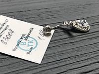 Украшения для пирсинга из серебра 83008