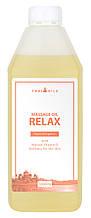 Професійне масажне масло «Relax» 1 л