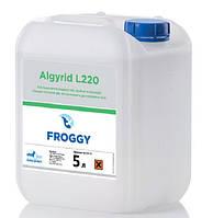 Химия для бассейнов Froggy Algyrid Shock L230 5 л  - Жидкий препарат для быстрого удаления и предупреждения