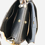 Женская сумка черная замш Zara   (1534), фото 8