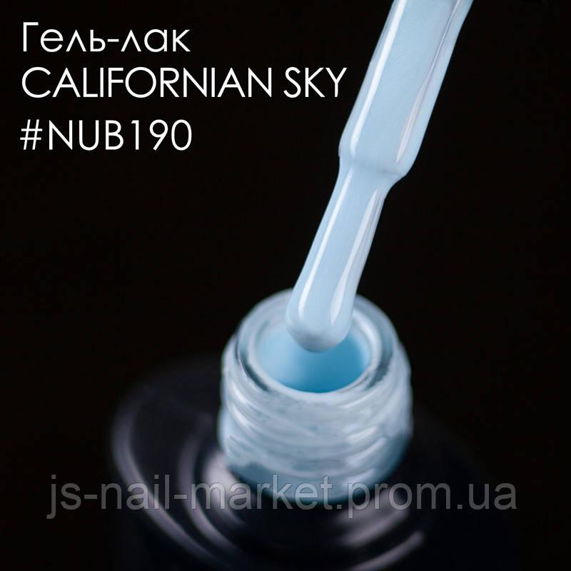 ГЕЛЬ-ЛАК NUB #190