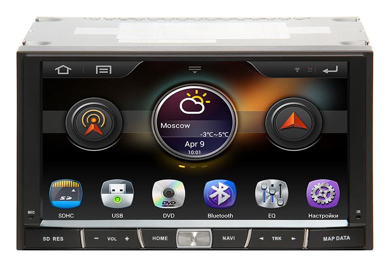 Мультимедийная автомагнитола Incar AHR-7180 Android