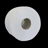 """Папір туалетний целюлозний """"Джамбо"""", 100м, на гільзі"""