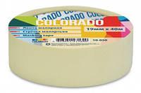 Скотч лента малярная защитная 75мм х 40м Colorado 10-062, фото 1