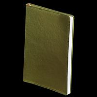 Щоденник недатований METALLIC, A5, зелений