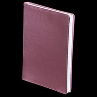 Щоденник недатований METALLIC, A6, рожевий