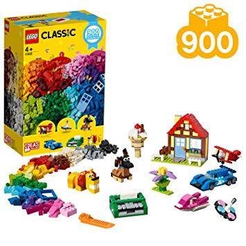 Конструктор Лего 11005 LEGO Classic Веселое творчество 900 деталей