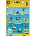 Конструктор Лего 11005 LEGO Classic Веселое творчество 900 деталей, фото 4
