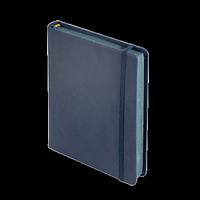 Щоденник недатований TOUCH ME, A6, 288стр. синій, фото 1
