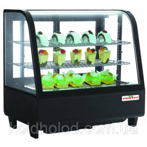 Витрина холодильная  Frosty RTW 120 настольная