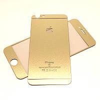 Защитное стекло для Apple iPhone 6/6s - 2шт. (MIX) Color