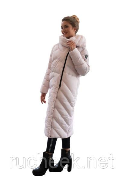 Модный пуховик одеяло Михаэлла зима 2020 р - ры 42, 46 - 56 ТМ Nui Very  Украина