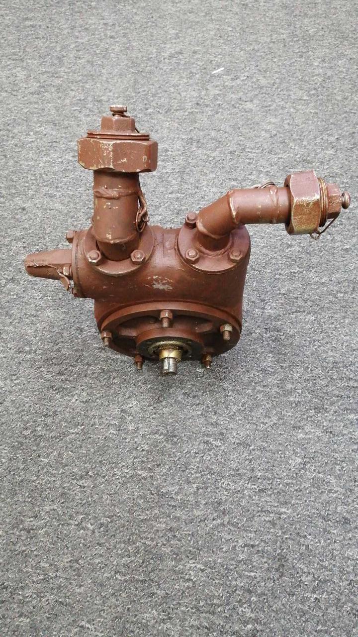 Насос АЗТ-5М для перекачивания бензина