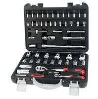 Набор инструментов 1/2,56 предметов, AmPro, T46180