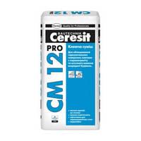 Ceresit CM 12 Pro клеящая смесь для плитки, 27 кг
