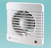 Бытовой бесшумный энергосберегающий вентилятор Вентс 100 Силента М
