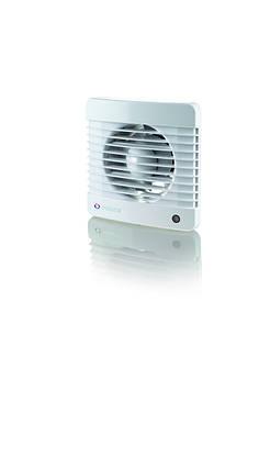 Бытовой бесшумный энергосберегающий вентилятор Вентс 100 Силента М, фото 2
