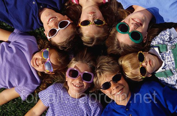 Солнцезащитные очки для детей в интернет-магазине Модная покупка