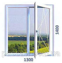 Вікно Steko S 300 (розмір окна1300*1400)