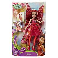 Кукла Фея Розетта Disney Fairies Rosetta, фото 1