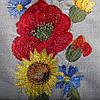 """Жіноча сукня з вишивкою """"Королівські квіти"""", фото 5"""