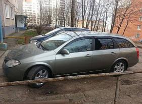 Дефлектора окон NISSAN Primera Wagon (P12) 2001-2003