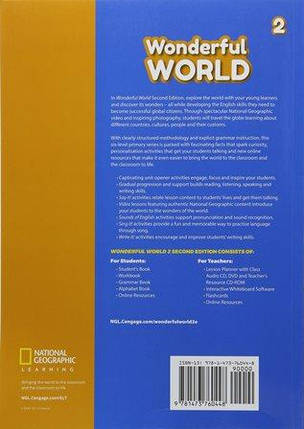 Wonderful World 2nd Edition 2 Student's Book, фото 2