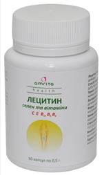 Лецитин, селен и витамины для борьбы с воспалительными процессами