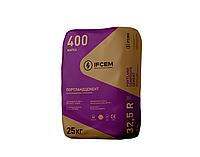 Портланд Цемент М400, ПЦ ІІ/Б-К(Ш-В-П)-400Р-Н, 25кг