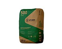 Портланд Цемент М500, ПЦ ІІ/А-П-500Р-Н высокопрочный, 25кг