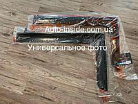 Ветровики (дефлекторы) на окна Renault Magnum 1997-2006 (длинный вставной)