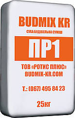 Самовыравнивающаяся смесь BUDMIX KR ПР1 аналог Ceresit CN 69 25 кг