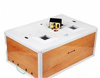 Инкубатор Курочка ряба 100 с механическим переворотом и электронным регулятором