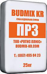 Самовыравнивающаяся смесь  BUDMIX KR ПР3 аналог Ceresit CN 76 25 кг